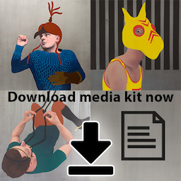 Elvira Media Kit Download Icon
